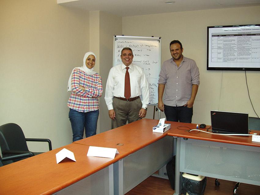 Project Management Professional (PMP) Course | Cairo | 23.09 - 06.10.2018