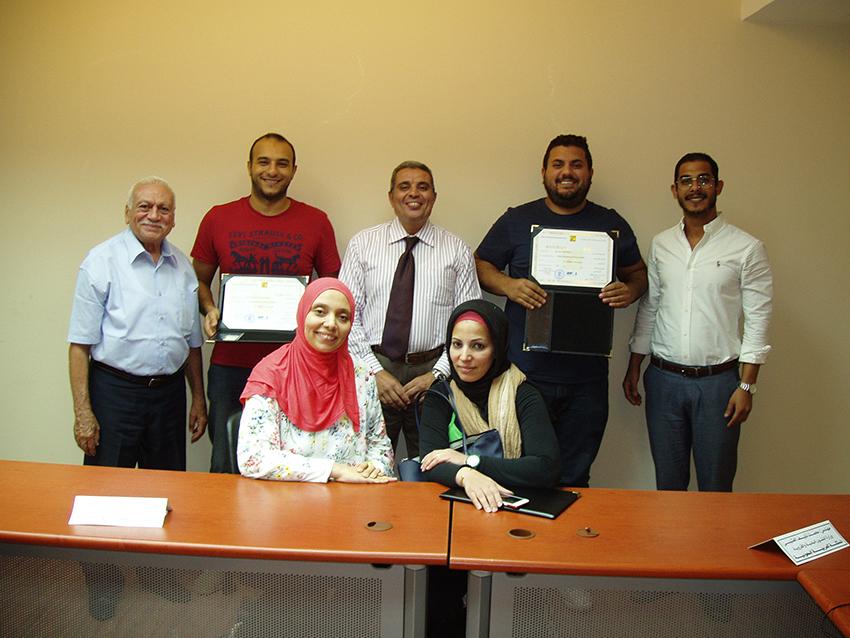 Project Management Professional (PMP) | Cairo | 12 - 16.08.2018