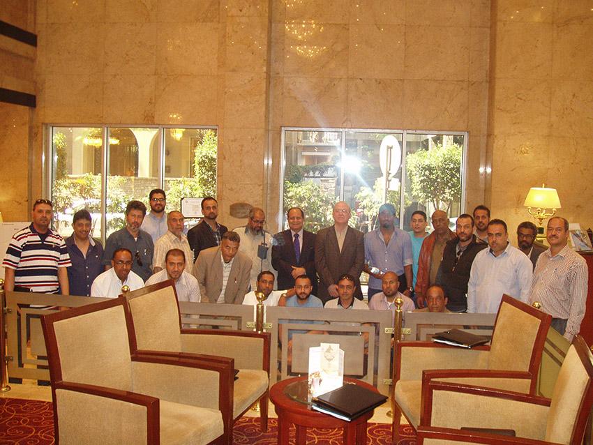 Strategic Training Course | Cairo | 23 - 25.04.2018